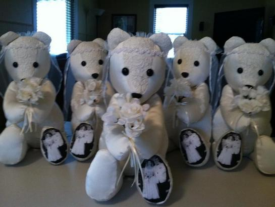 Contact Us | Memory Bears by Susan | 619-813-6736